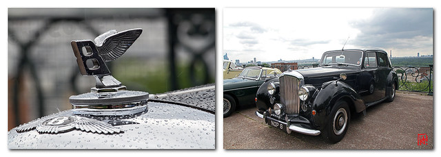 La Bentley Mark VI Standard Steel Saloon