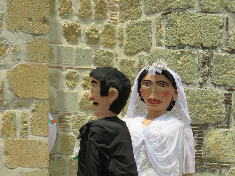 Gigantes in Traditional Mexican Weddings