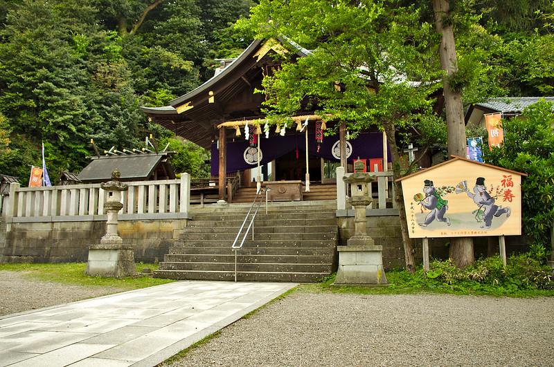 Sanctuaire à Fukui