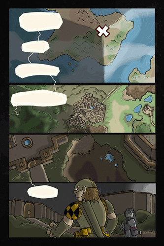 Azimuth test page 1 | by Mike Riley