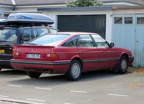 Rover 820Si | by Spottedlaurel