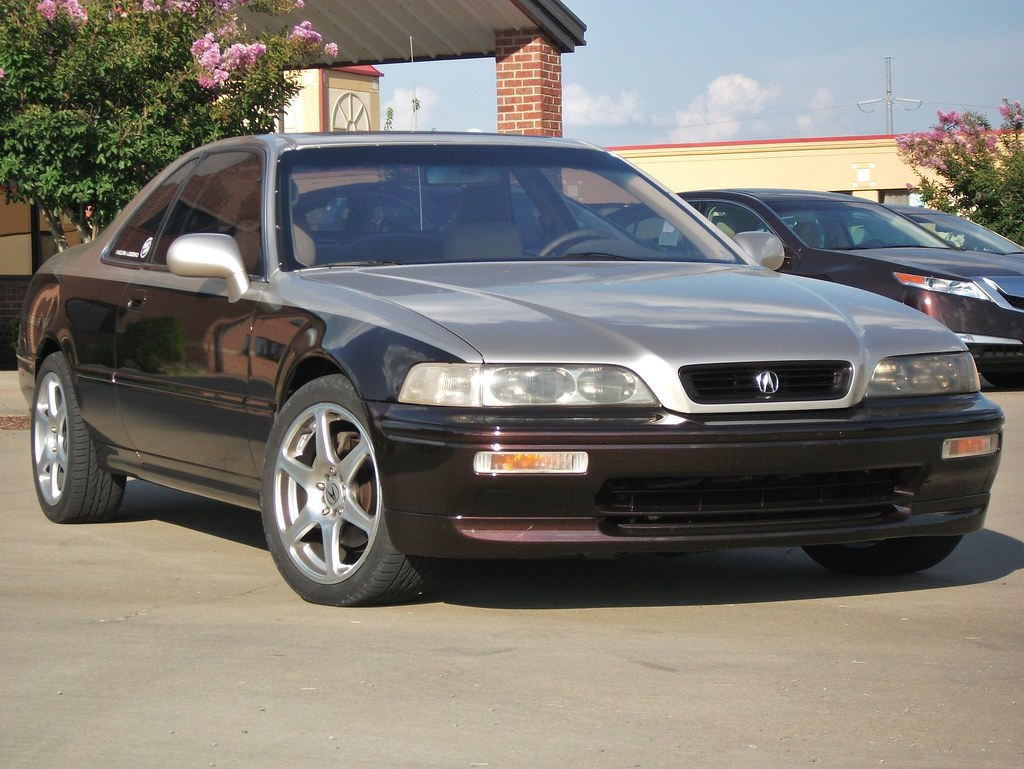 1993 Acura Legend Coupe @ NALM 2013   National Acura ...