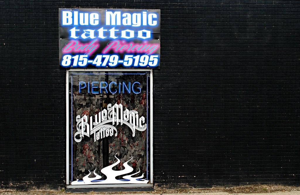 334567726 Blue Magic Tattoo | 366 W Virginia St Crystal Lake, Illinois ...