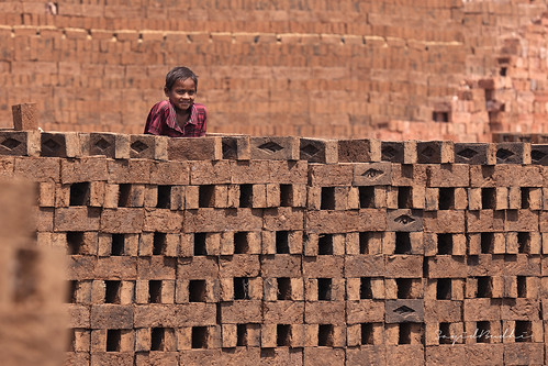 people india brick horizontal factory district maharashtra cultures humaninterest kolhapur brickmakers brickfactory westindia migrantlabour childrenlabour makingbricks dryingbricks bricklabourer hildlabour childbrickslabourer bricklabour bricklaborer traditionalbrickfactory moldingbricks peopleonworks