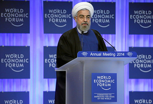 Iran in the World: Hassan Rouhani | by World Economic Forum