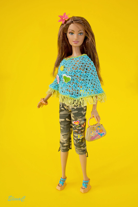 Barbie loves Benetton - Ibiza