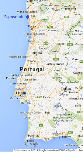 Map Of Portugal Political Map Vector European Flags Map