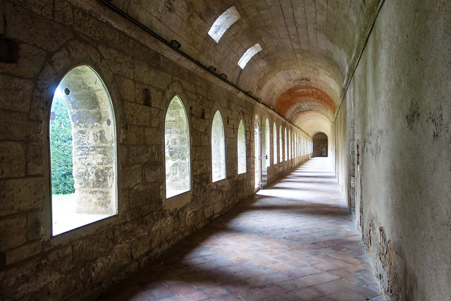 Corridor, Chartreuse Cloisters