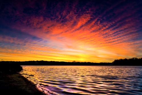 sunrise texassunrise sunriseonwater