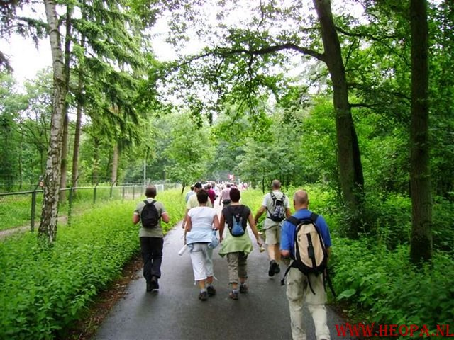 1e dag Amersfoort  40 km  22-06-2007 (21)