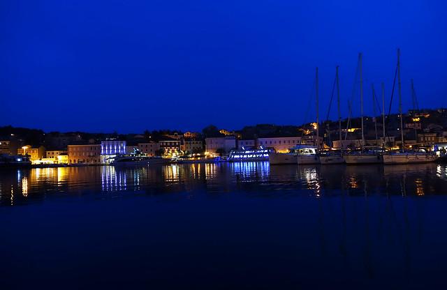 Mali Losinj by night - Croatia