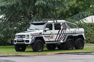 Brabus Super G700 6x6