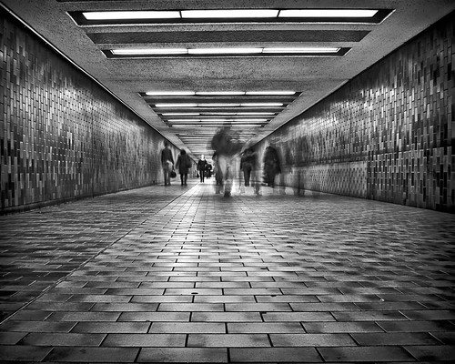 Subway Ghost Walkers No 8 | by thelearningcurvedotca