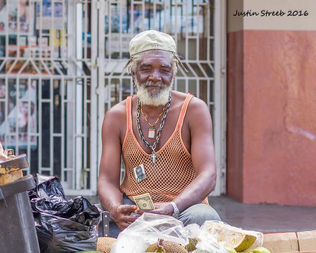 Jamaican Portrait 1
