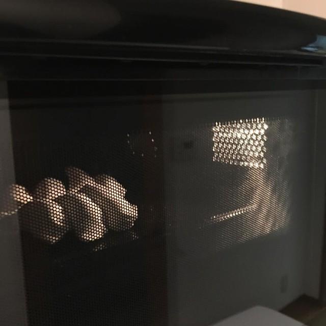 餃子の過熱水蒸気調理を試してみた。 #過熱水蒸気 #ヘルシーシェフ #オーブンレンジ #HITACHI #オーブンレンジ買い換え