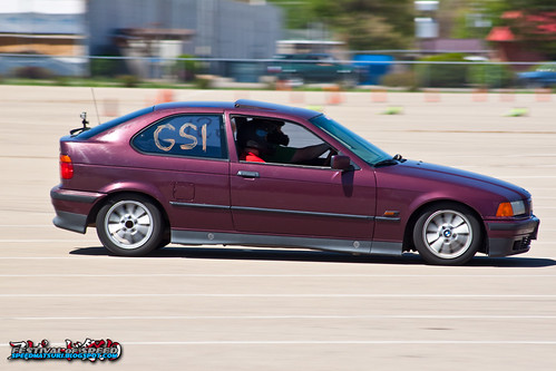 BMW 318Ti | by Greg @ Lyle Pearson Auto Show