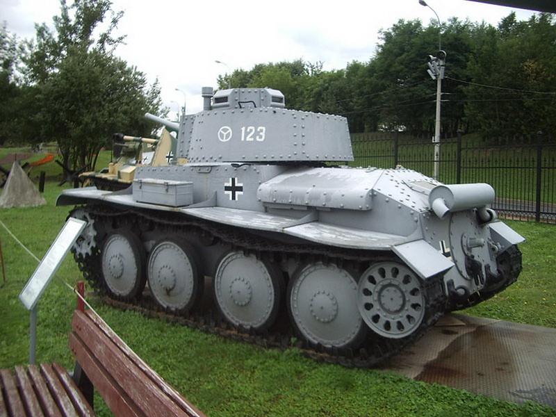 PzKpfw 38(t) (1)