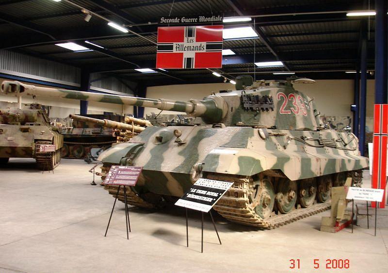 PzKpfw VI Ausf.B -Tiger II  (2)