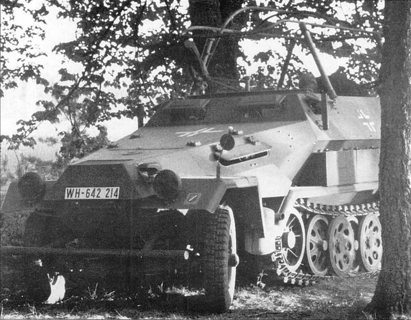 SdKfz 251 (9)