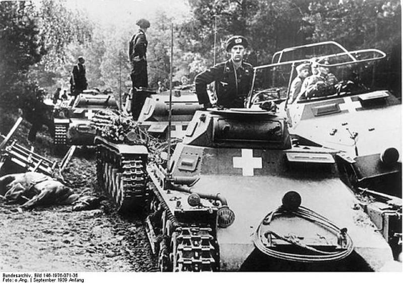 Panzer I & II (3)