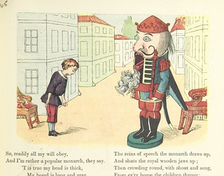 Image taken from page 71 of 'Funny Books for Boys and Girls. Struwelpeter. Good-for-nothing Boys and Girls. Troublesome Children. King Nutcracker and Poor Reinhold' | by The British Library