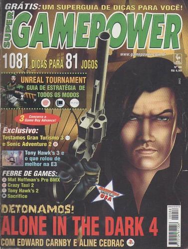 Super Gamepower n.88 - capa