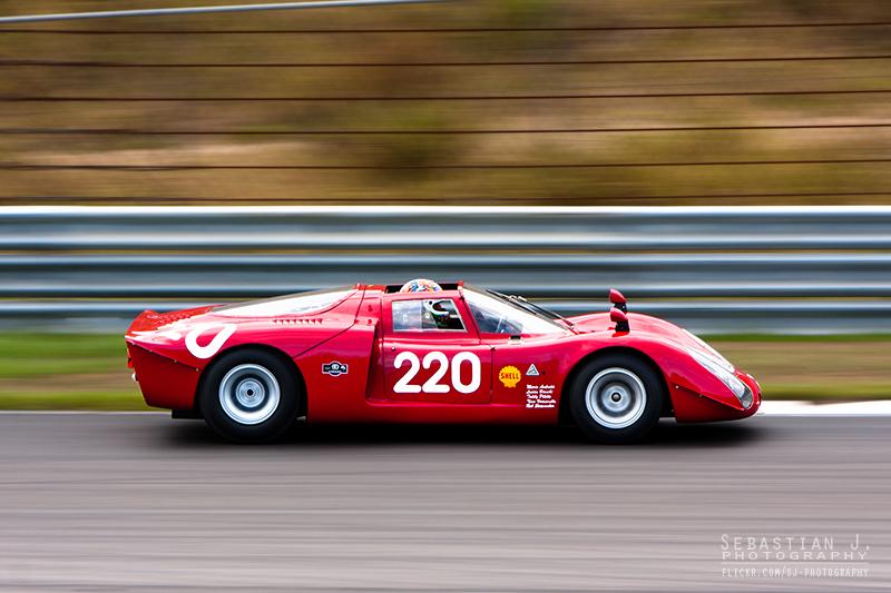 1968-1969 Car Auto T33 #pha.016584 Photo ALFA ROMEO TIPO 33-2 /'DAYTONA/'
