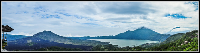 Kintamani Panorama