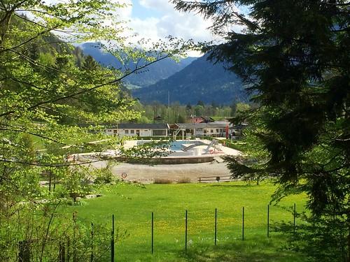Alpenschwimmbad Oberau | by Oberau-Online