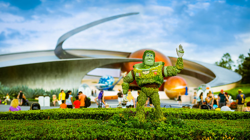 Epcot - Greetings, Earth Person! | by Jeff Krause Photography