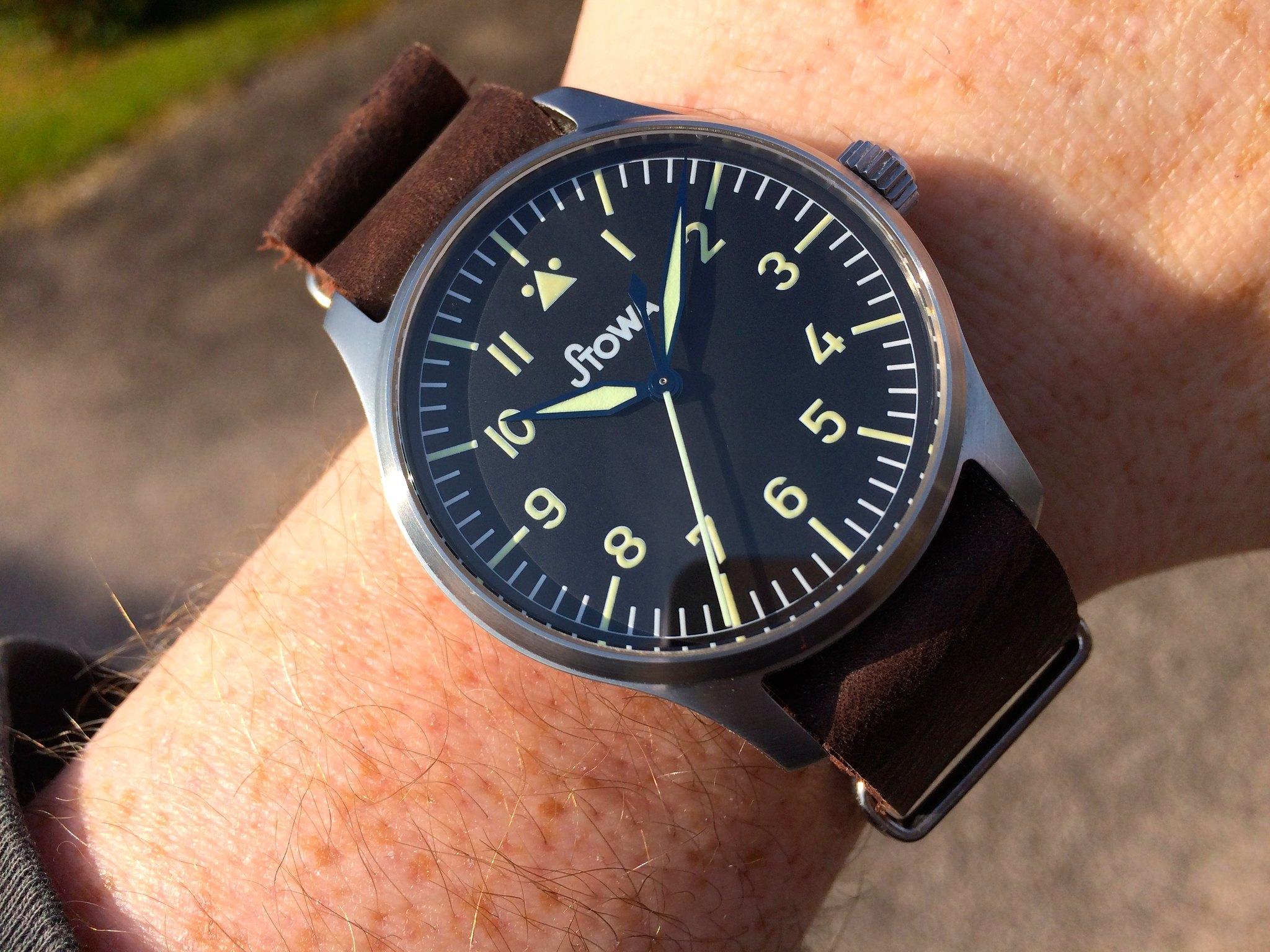 Quelle est votre plus belle conquête horlogère ? (Avec photo !)  - Page 2 13946443014_3666d4f934_k