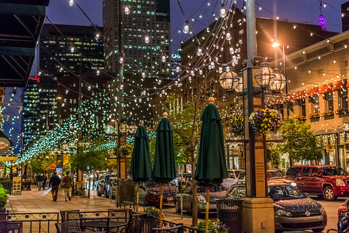 Larimer Square at Night | by Geoff Livingston