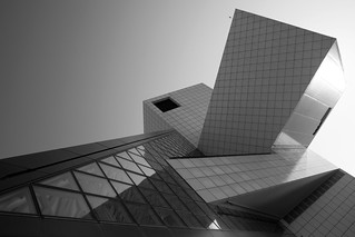 Rock and Roll Hall of Fame, Cleveland   by Timothy Neesam (GumshoePhotos)