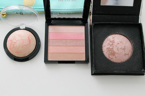 makeup_highlighters_review | by thebeautyshelf@yahoo.co.uk