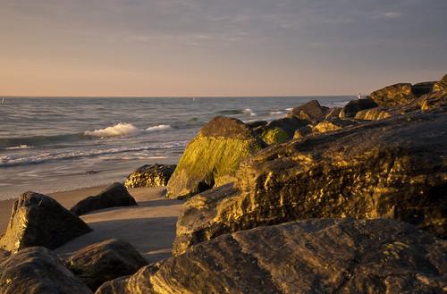 ocean morning sea sun seascape green beach beautiful lady sunrise landscape dawn coast us fisherman nikon rocks waves florida rocky peaceful atlantic clear nikkor boynton