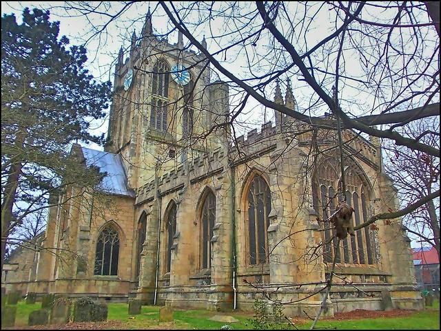 Cottingham Church ..