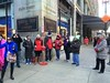 Flash Mob in Chicago