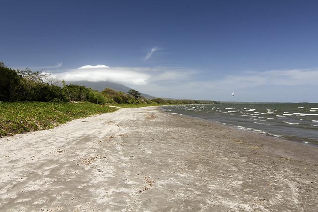 playa santa domingo nicaragua