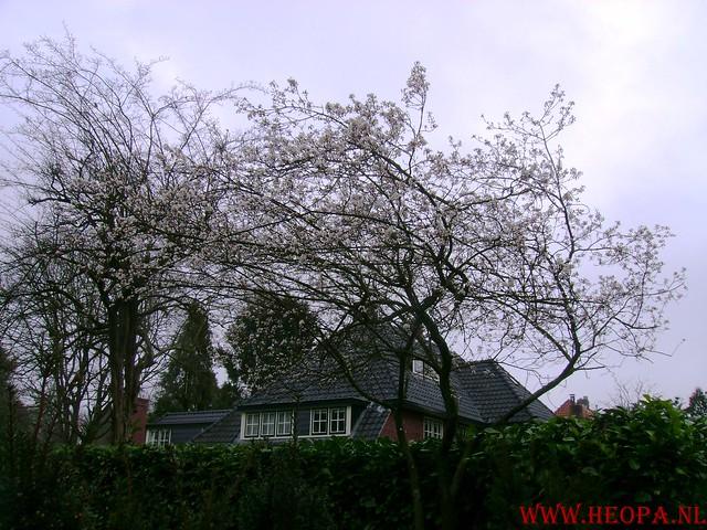 WSV Wandeltocht    Huizen NH.     23-02-2008   20km (15)
