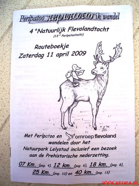 11-04-2009       4e Natuurlijk           Flevoland         41.1 Km) (1)