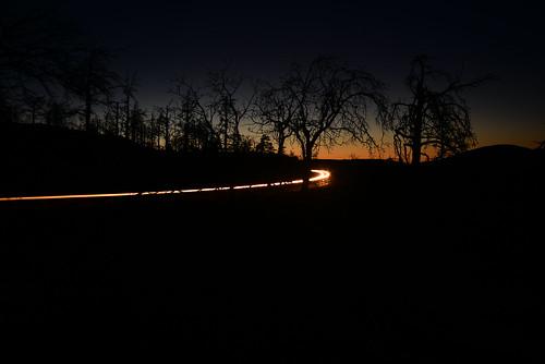 california sunset usa silhouette night dark landscape woods nikon nightscape sandiego creepy tokina sandiegocounty mountlaguna clevelandnationalforest d810 tokina2035mmf35