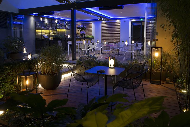 Le terrasse et le jardin de la Belle Juliette sont ouverts !