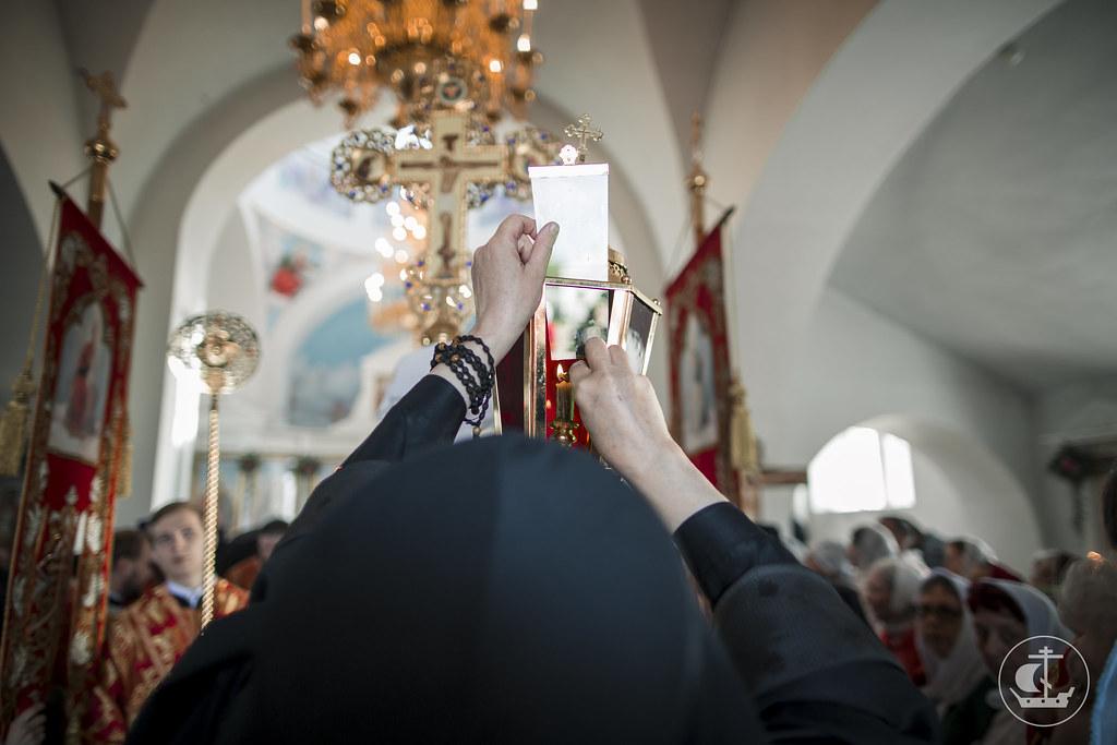 1 июня 2016, Торжества в Покрово-Тервеническом женском монастыре / 1 June 2016, Celebrations in the Protection of the Mother of God Convent in Tervenichi