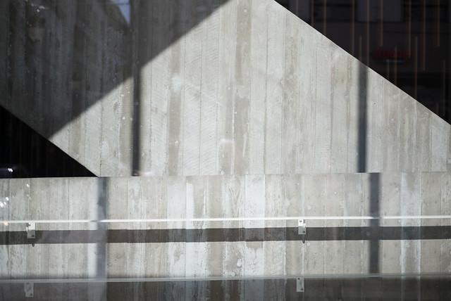 Concrete & shadows - Brussels 2016.
