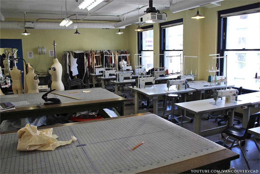 Fashion Design School In Vancouver School Style