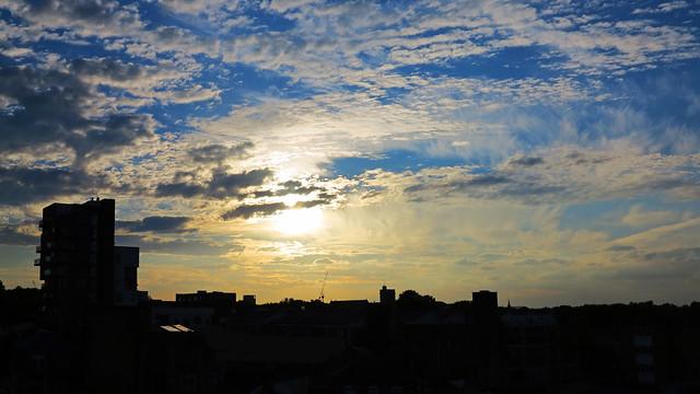 A Hackney Wick Sky