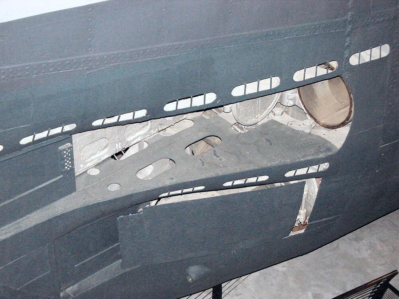 U-505 Typ IXc U-Boat (2)