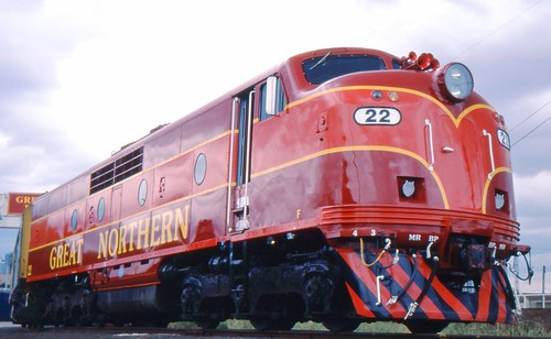 Great Northern 22 Creek Sidings 27 03 1999 | by EMD4301