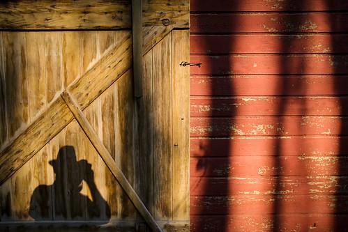 light selfportrait newyork barn gallery shadows upstate asa mapleridge barnwood washingtoncounty coila landscapesforlandsake agiculturalstewardshipassociation