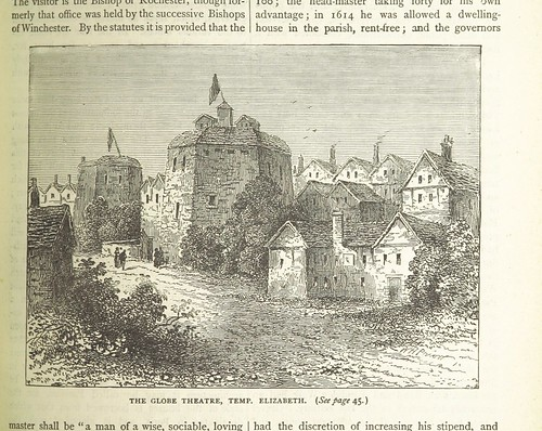 "British Library digitised image from page 651 of ""Old and New London, etc"" 